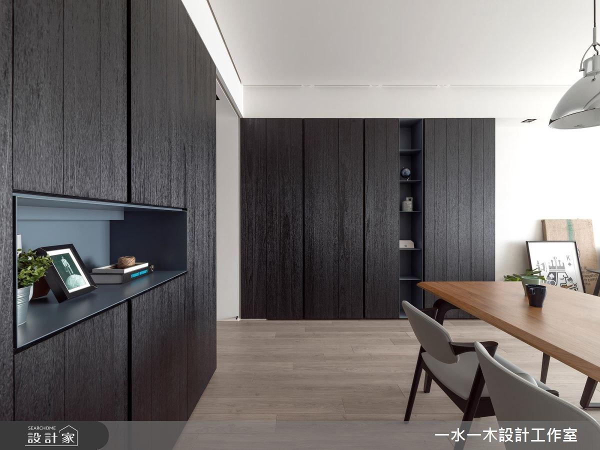 19坪新成屋(5年以下)_現代風餐廳案例圖片_一水一木設計工作室_一水一木_38之5