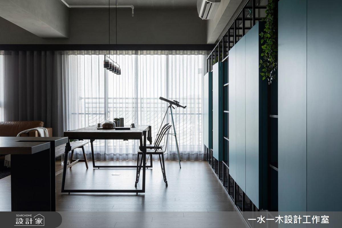 19坪新成屋(5年以下)_混搭風餐廳案例圖片_一水一木設計工作室_一水一木_40之7