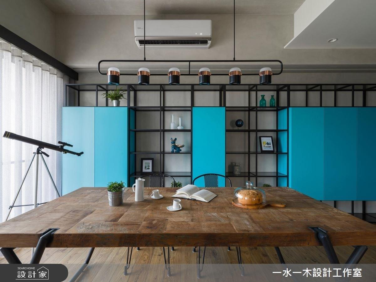 19坪新成屋(5年以下)_混搭風餐廳案例圖片_一水一木設計工作室_一水一木_40之9