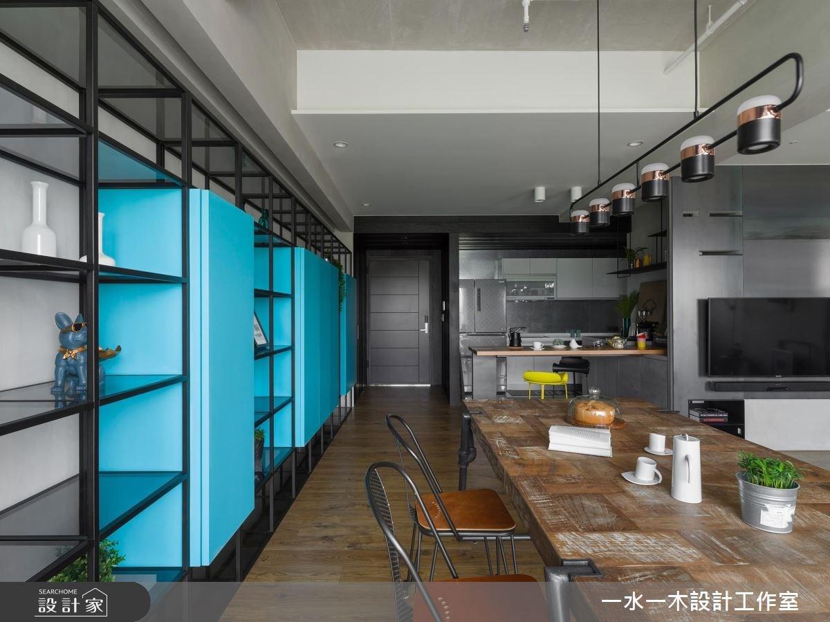 19坪新成屋(5年以下)_混搭風餐廳案例圖片_一水一木設計工作室_一水一木_40之15