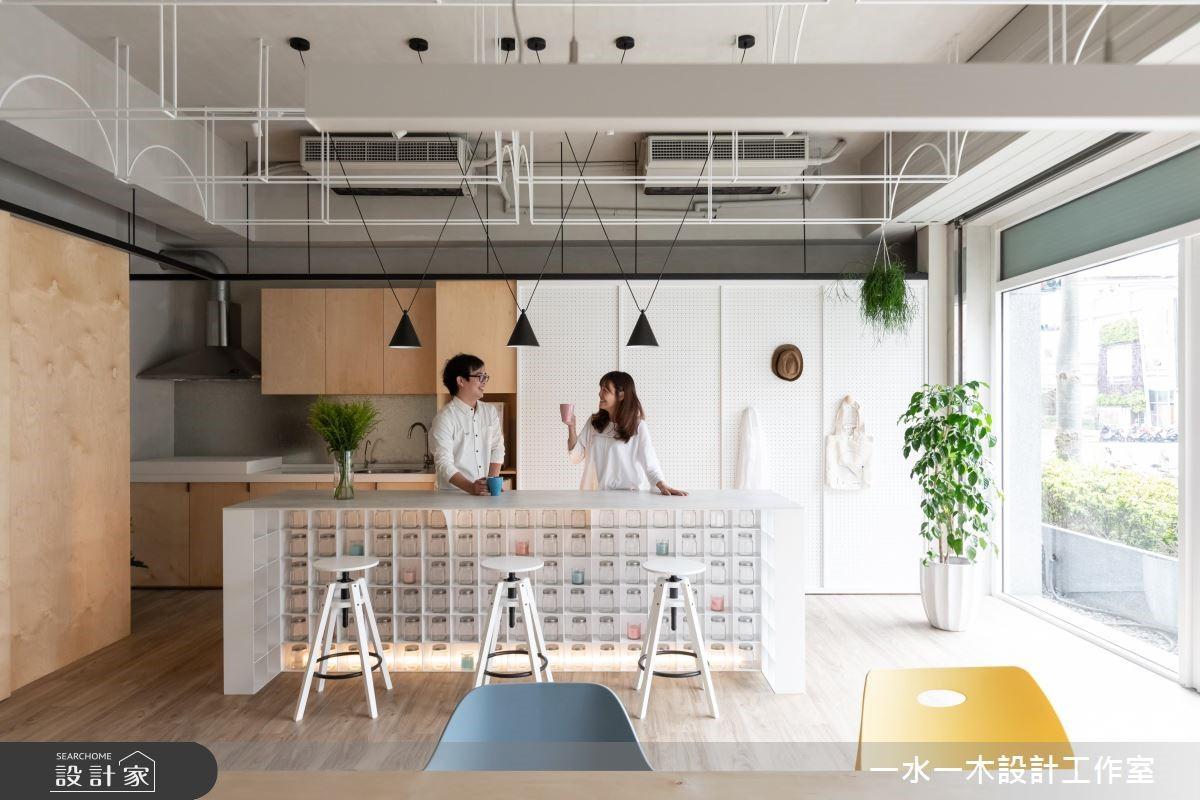32坪新成屋(5年以下)_工業風商業空間案例圖片_一水一木設計工作室_一水一木_44之1