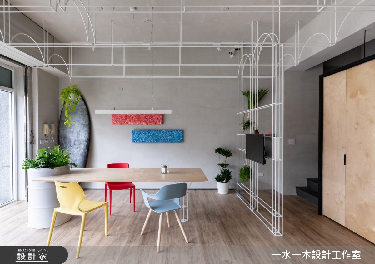 32坪新成屋(5年以下)_工業風商業空間案例圖片_一水一木設計工作室_一水一木_44之4