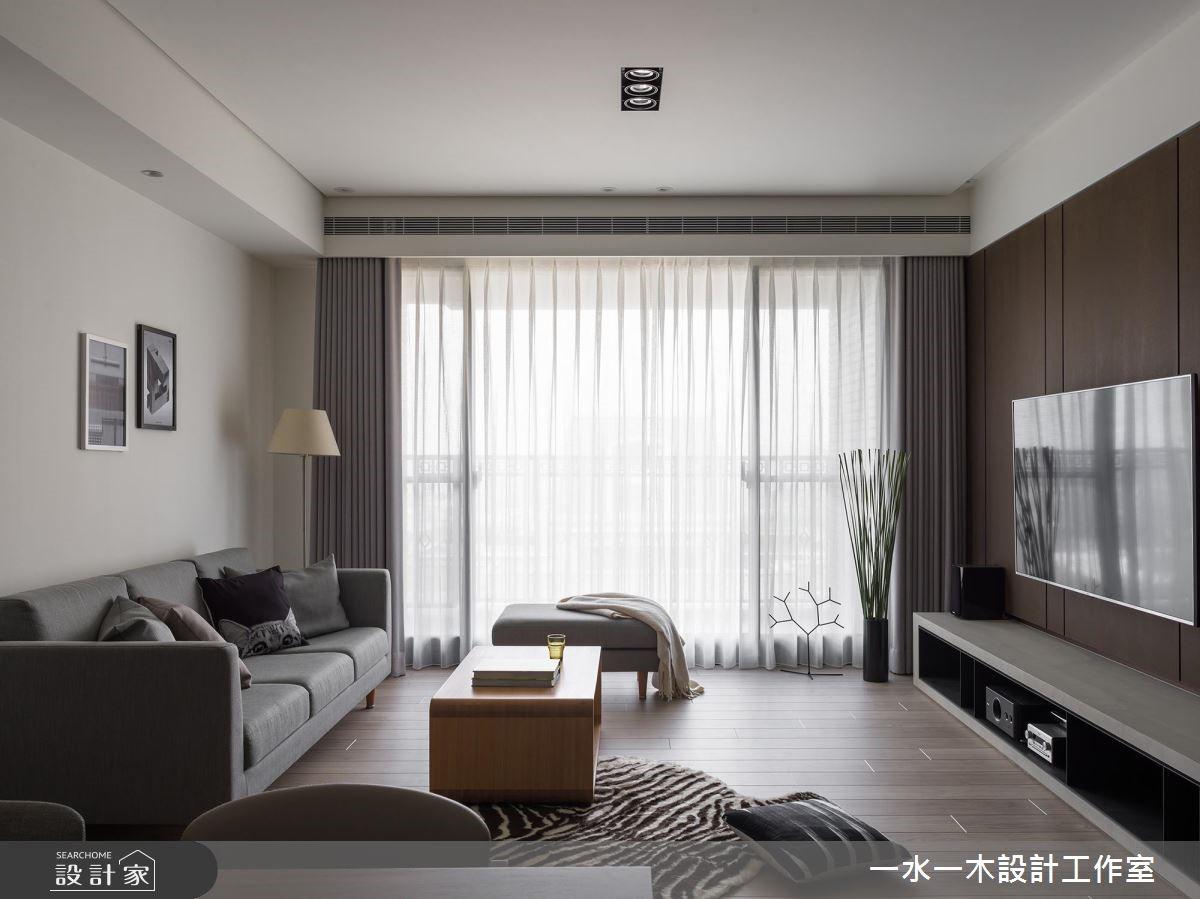 38坪新成屋(5年以下)_現代風案例圖片_一水一木設計工作室_一水一木_45之2