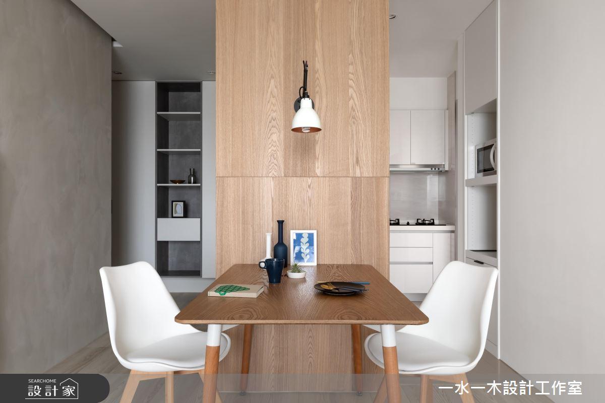 15坪新成屋(5年以下)_簡約風案例圖片_一水一木設計工作室_一水一木_47之2