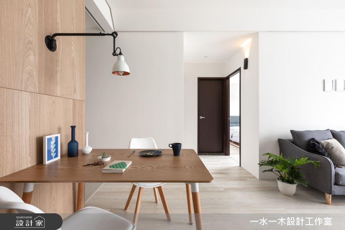 15坪新成屋(5年以下)_簡約風案例圖片_一水一木設計工作室_一水一木_47之3