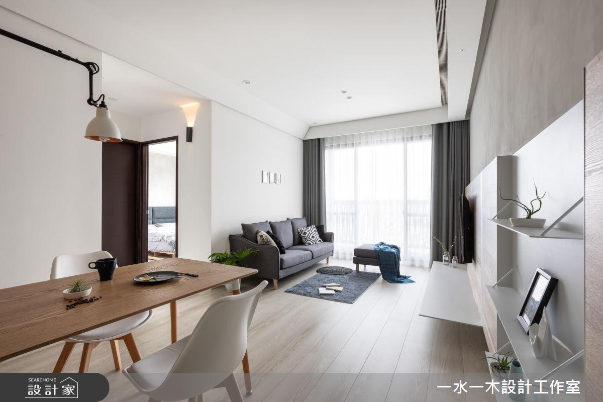 15坪新成屋(5年以下)_簡約風案例圖片_一水一木設計工作室_一水一木_47之4