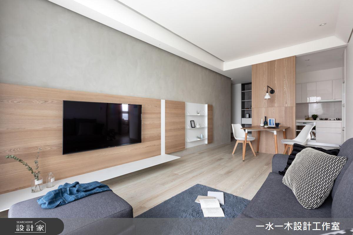 15坪新成屋(5年以下)_簡約風案例圖片_一水一木設計工作室_一水一木_47之6