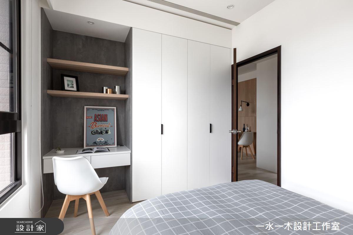 15坪新成屋(5年以下)_簡約風案例圖片_一水一木設計工作室_一水一木_47之12