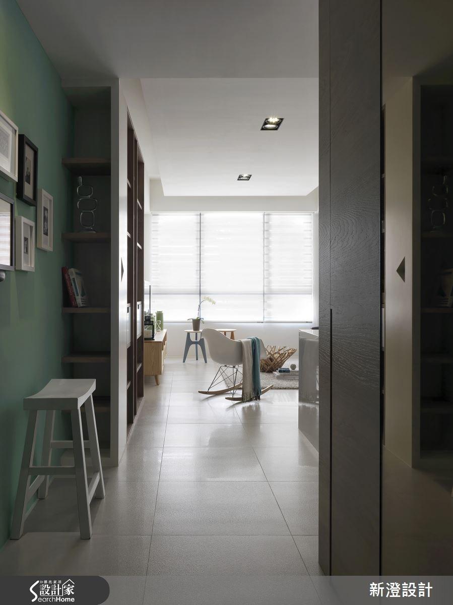 32坪新成屋(5年以下)_北歐風案例圖片_新澄設計_新澄_14之1
