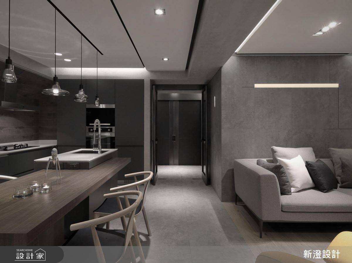 35坪老屋(16~30年)_現代風餐廳案例圖片_新澄設計_新澄_29之4