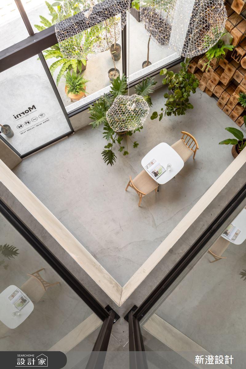 37坪新成屋(5年以下)_工業風商業空間案例圖片_新澄設計_新澄_54之7