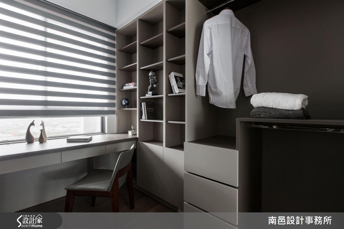 25坪_現代風更衣間案例圖片_南邑設計事務所_南邑_13之17