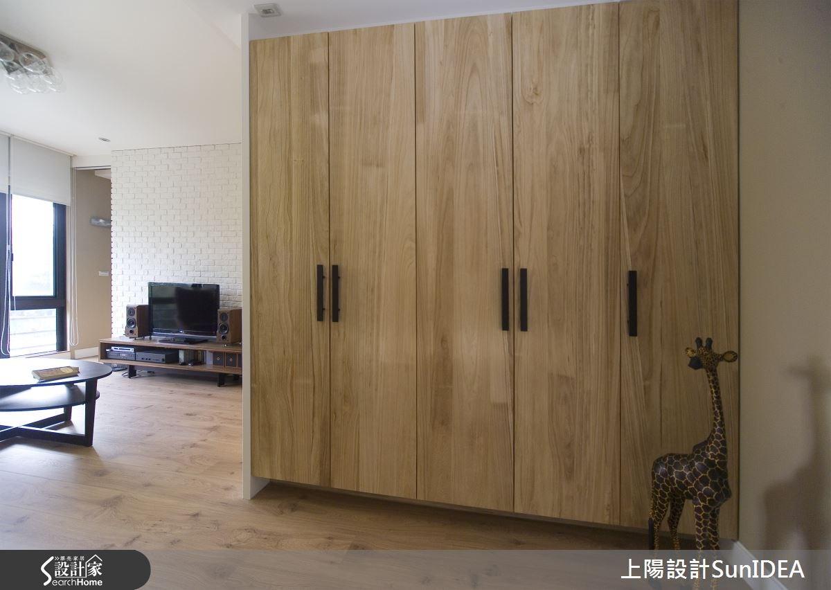 37坪預售屋_北歐風玄關案例圖片_上陽室內設計_上陽_10之1