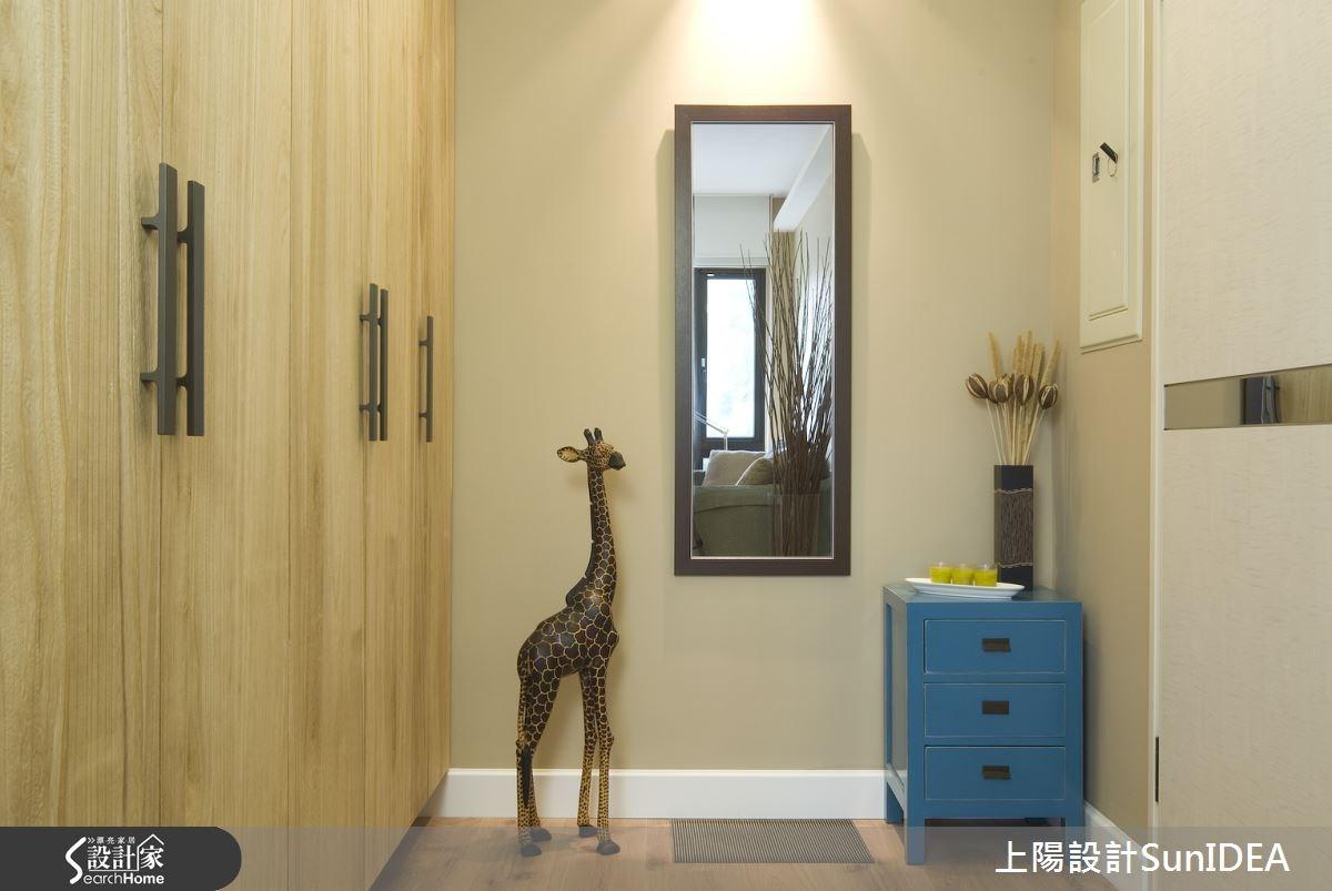 37坪預售屋_北歐風玄關案例圖片_上陽室內設計_上陽_10之3