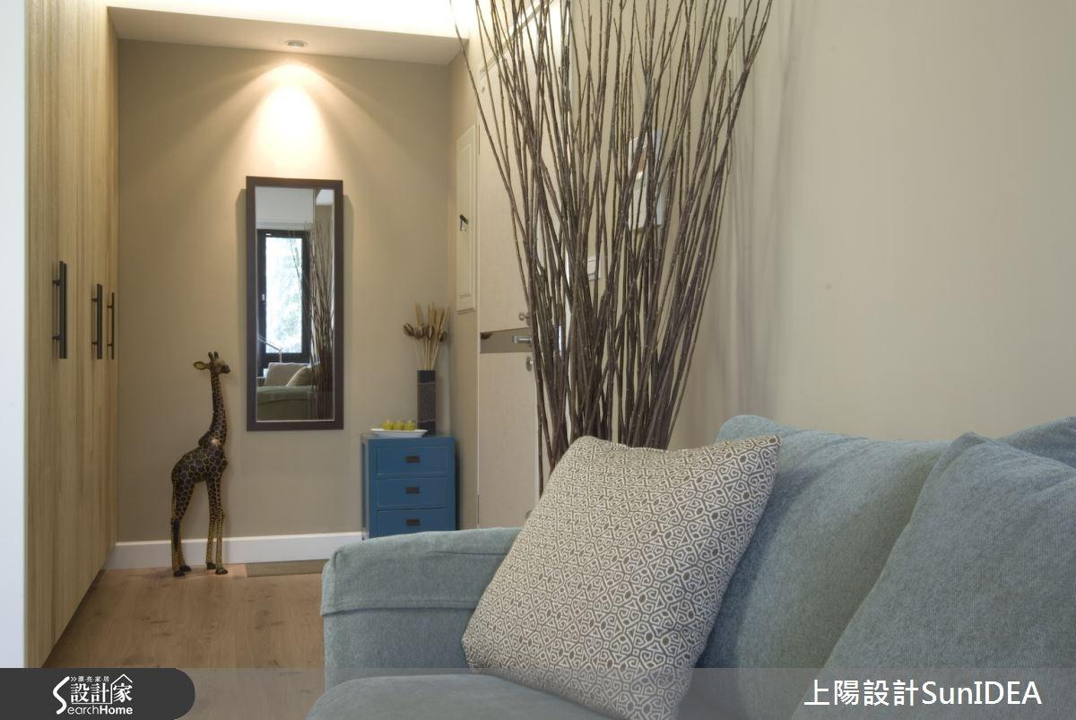 37坪預售屋_北歐風玄關案例圖片_上陽室內設計_上陽_10之4