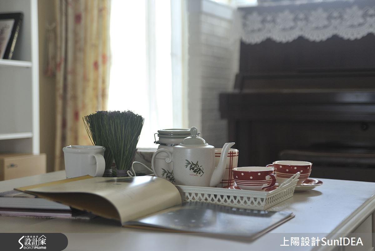 35坪老屋(16~30年)_鄉村風案例圖片_上陽室內設計_上陽_13之7