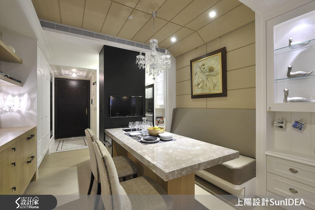 34坪新成屋(5年以下)_美式風玄關案例圖片_上陽室內設計_上陽_14之4