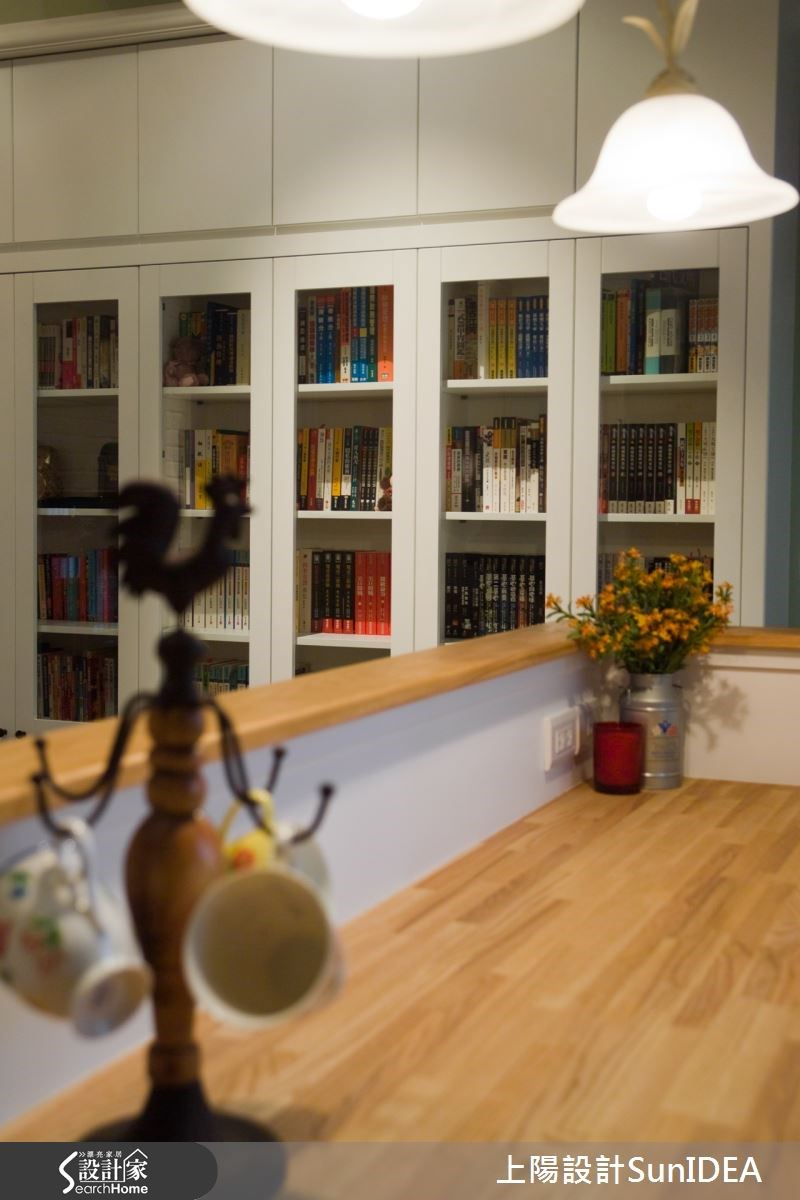 15坪新成屋(5年以下)_鄉村風案例圖片_上陽室內設計_上陽_11之3