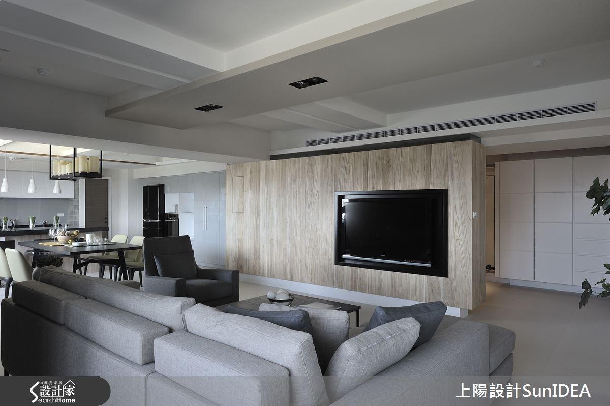 65坪中古屋(5~15年)_現代風客廳案例圖片_上陽室內設計_上陽_21之3