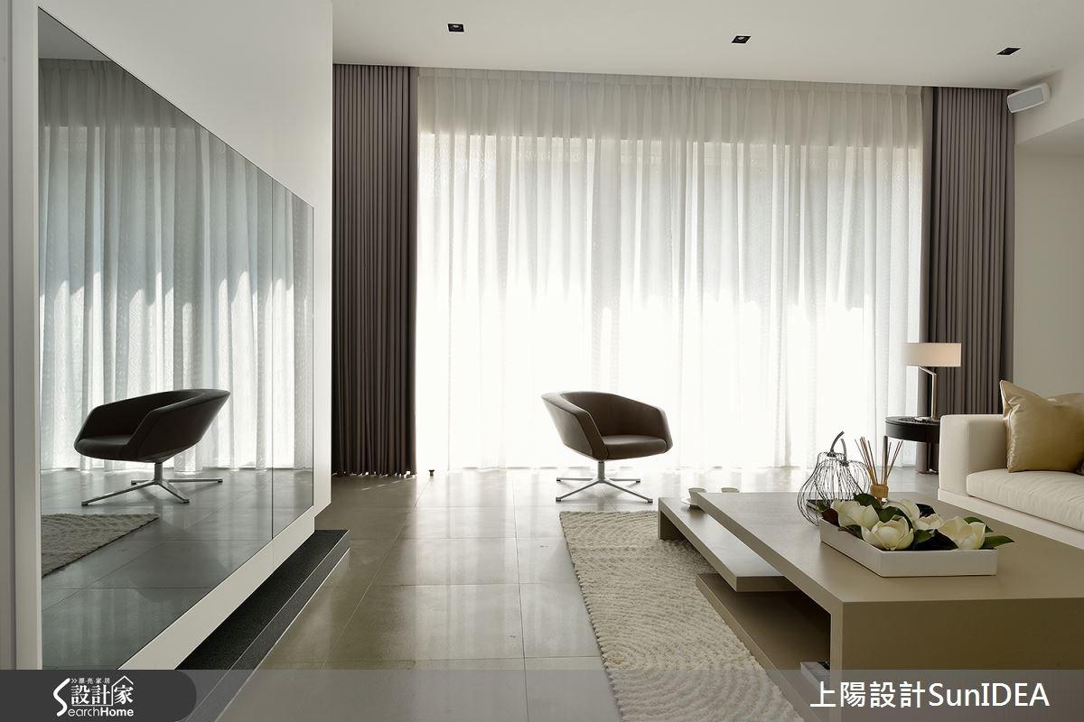 65坪新成屋(5年以下)_現代風客廳案例圖片_上陽室內設計_上陽_26之3