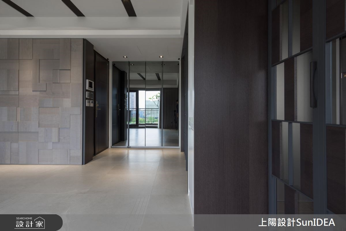 100坪新成屋(5年以下)_現代風案例圖片_上陽室內設計_上陽_27之2