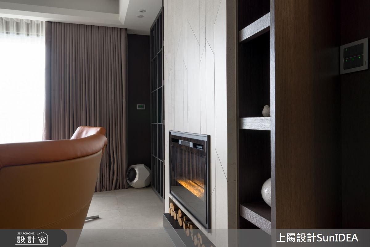 100坪新成屋(5年以下)_現代風案例圖片_上陽室內設計_上陽_27之3