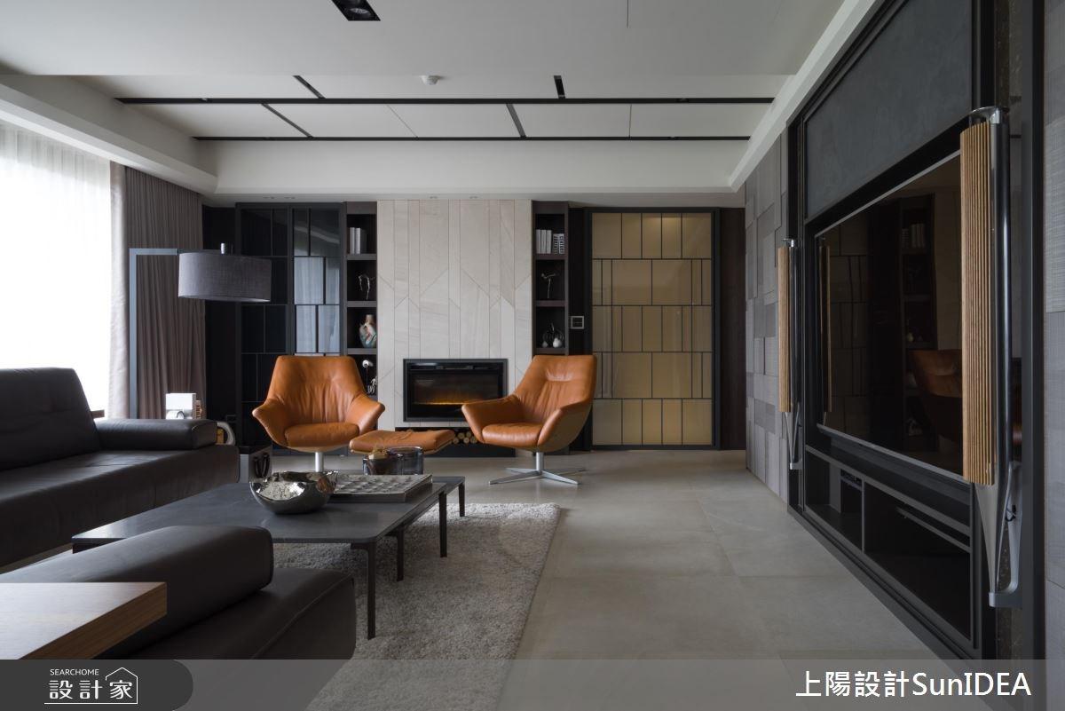 100坪新成屋(5年以下)_現代風案例圖片_上陽室內設計_上陽_27之4