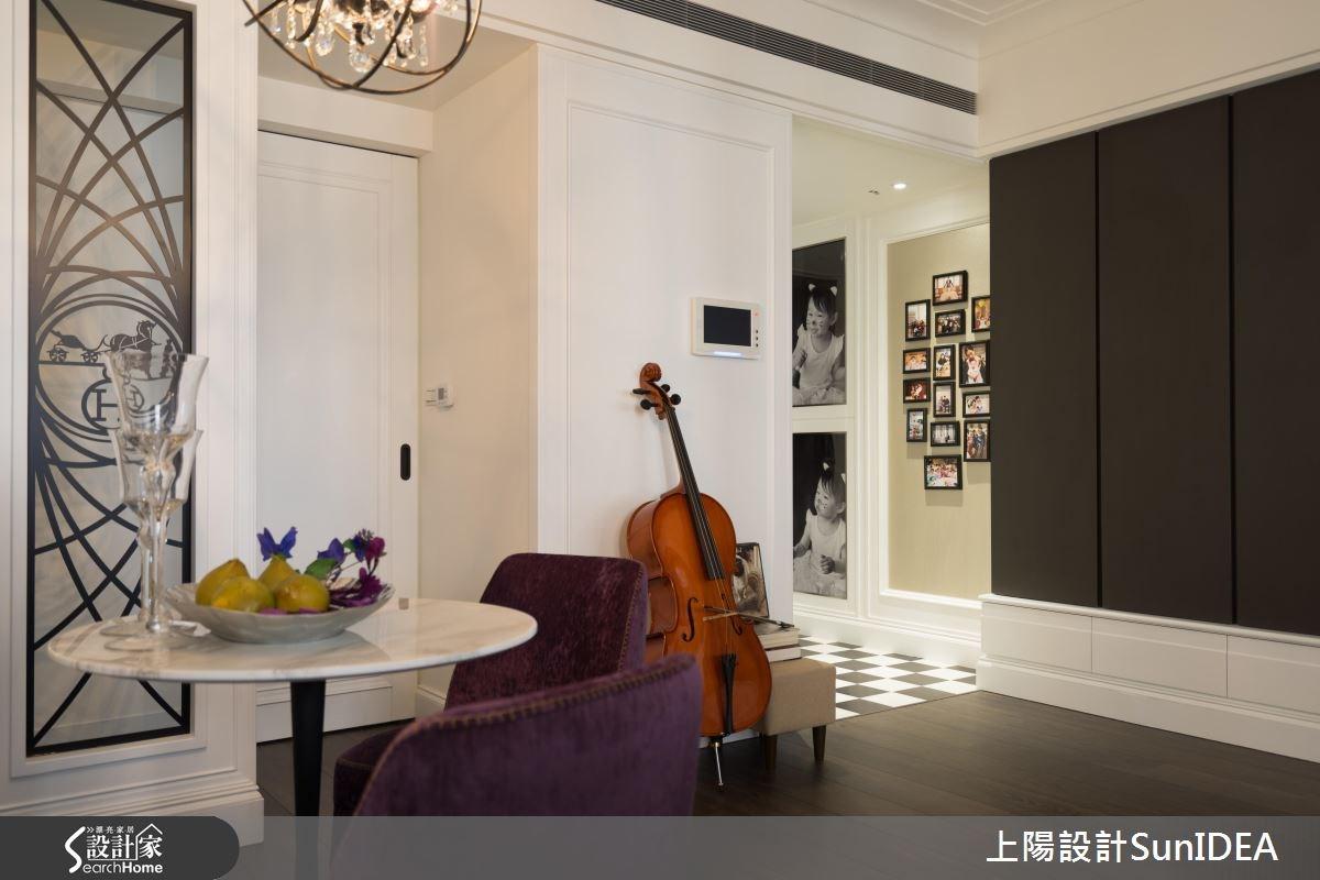 26坪新成屋(5年以下)_美式風餐廳案例圖片_上陽室內設計_上陽_28之2
