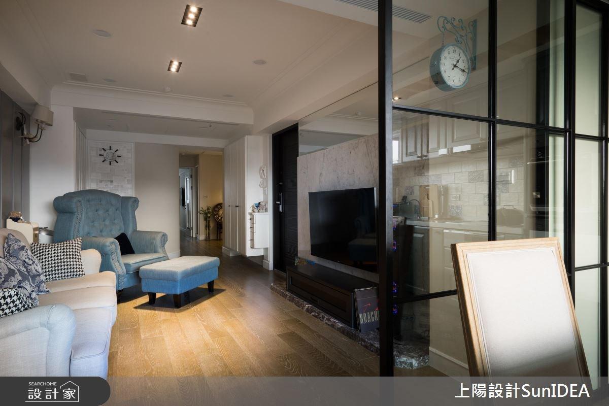 23坪老屋(16~30年)_美式風案例圖片_上陽室內設計_上陽_30之3