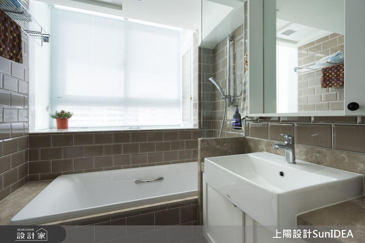 23坪老屋(16~30年)_美式風案例圖片_上陽室內設計_上陽_30之9