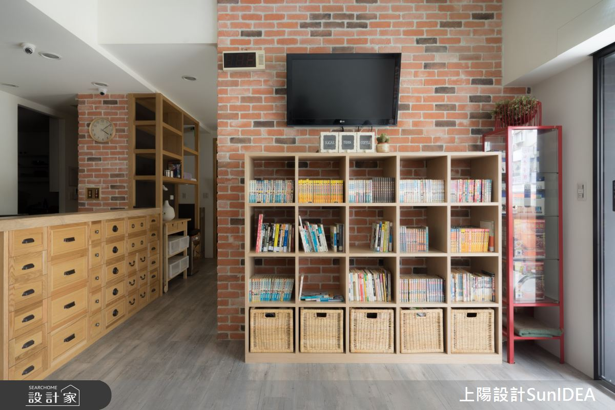 30坪老屋(41~50年)_鄉村風商業空間案例圖片_上陽室內設計_上陽_32之6