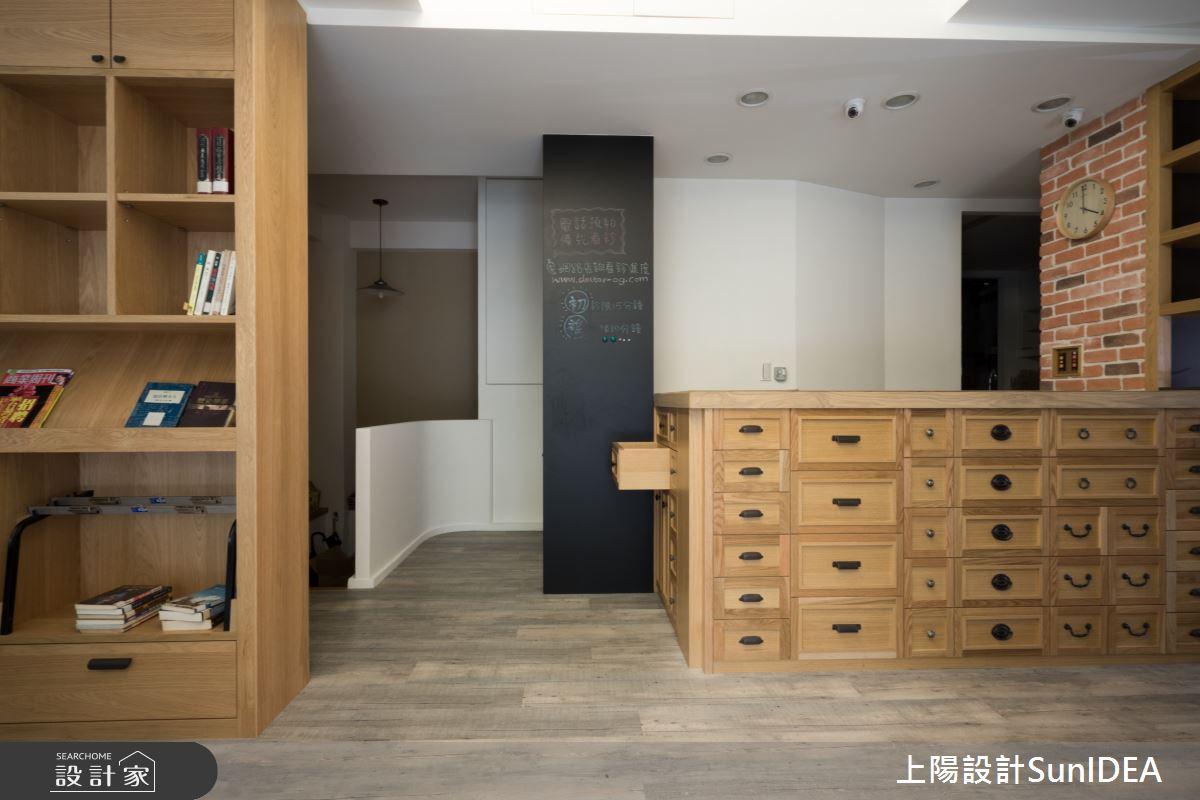 30坪老屋(41~50年)_鄉村風商業空間案例圖片_上陽室內設計_上陽_32之10
