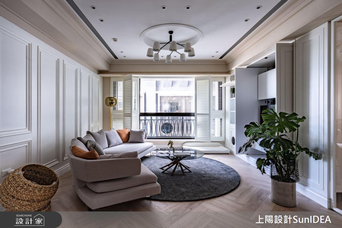 35坪新成屋(5年以下)_美式風案例圖片_上陽室內設計_上陽_36之2