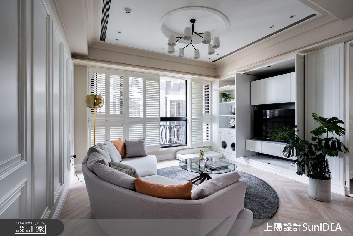 35坪新成屋(5年以下)_美式風案例圖片_上陽室內設計_上陽_36之3