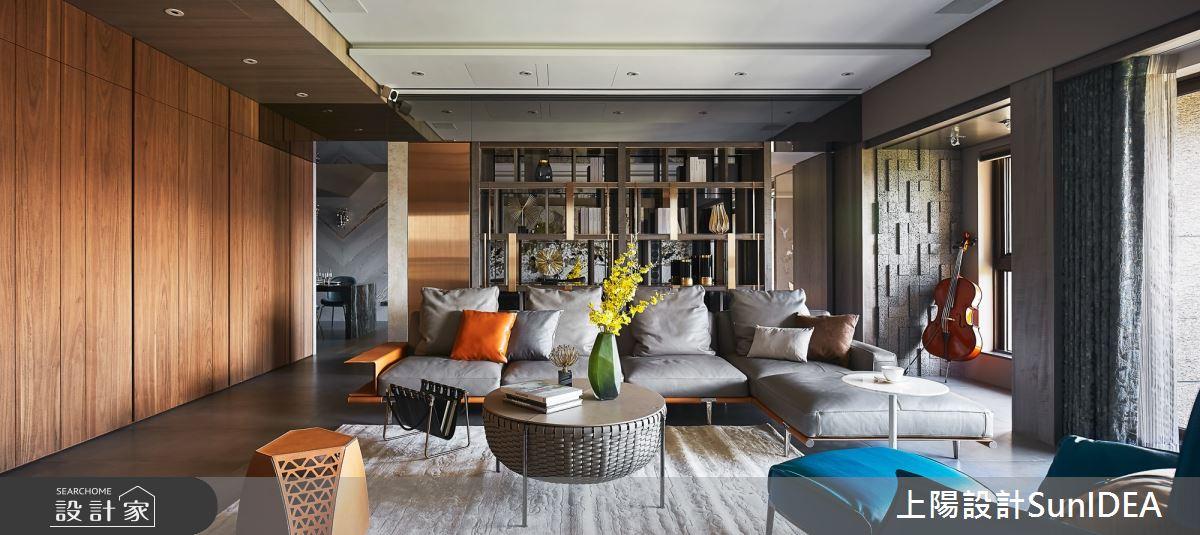 90坪新成屋(5年以下)_現代風案例圖片_上陽室內設計_上陽_37之2