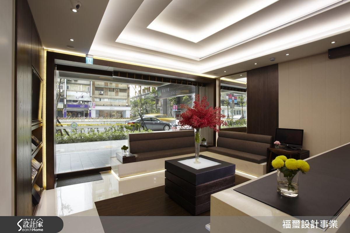 15坪老屋(16~30年)_新中式風商業空間案例圖片_福璽設計事業_福璽_01之4