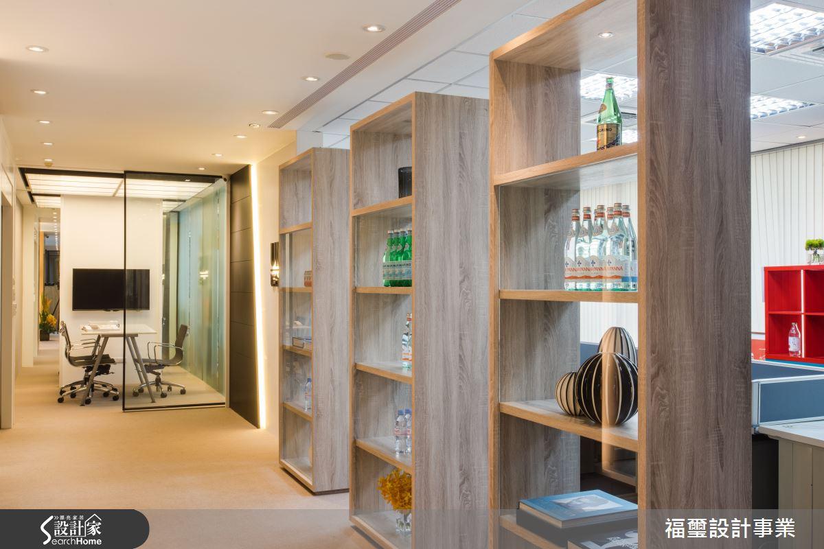 舒適的彷彿在家工作 用材質、顏色 打造與眾不同的辦公室!
