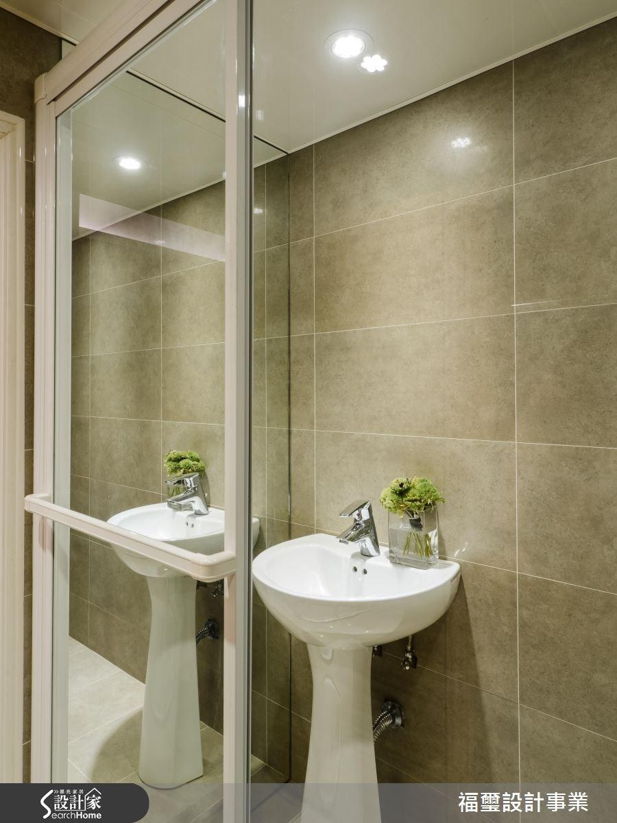 10坪中古屋(5~15年)_現代風浴室案例圖片_福璽設計事業_福璽_11之11