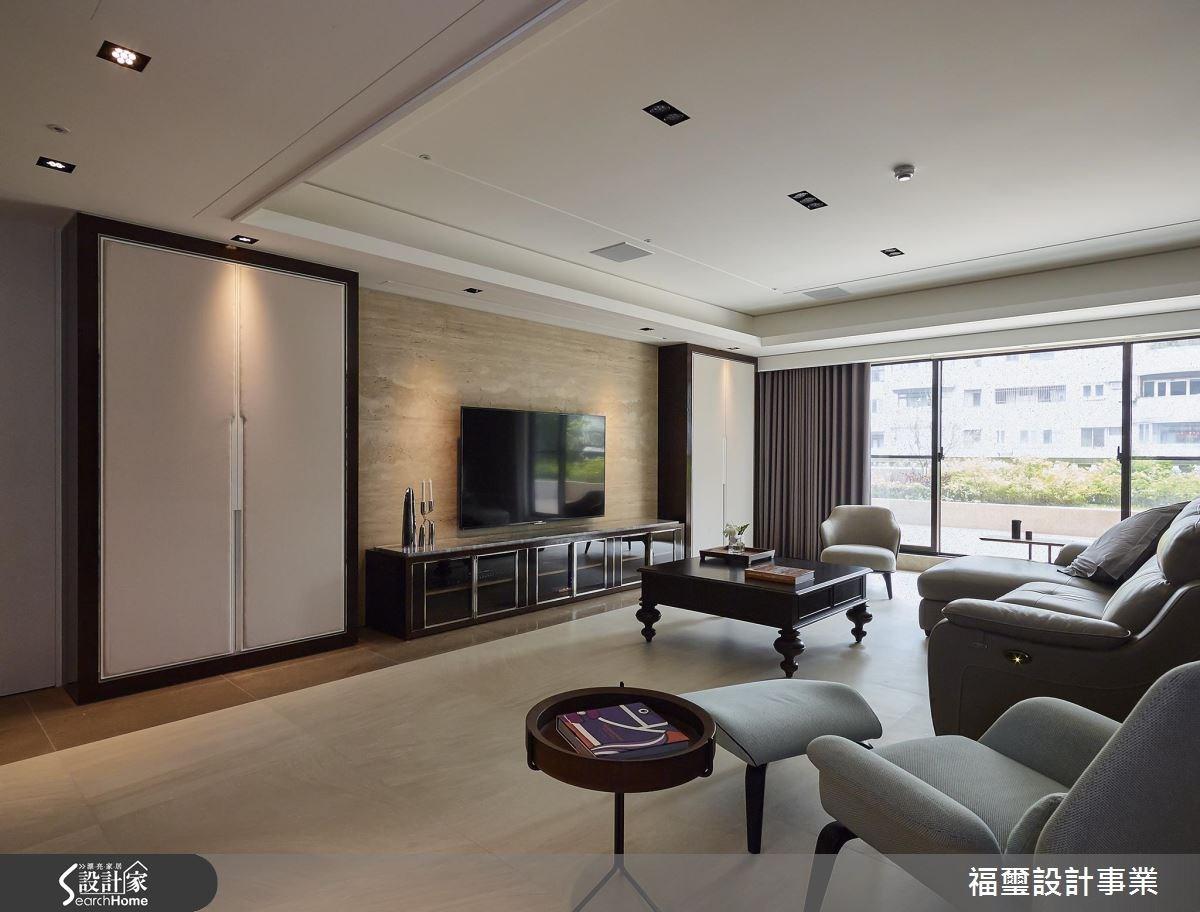 150坪新成屋(5年以下)_現代風客廳案例圖片_福璽設計事業_福璽_13之2