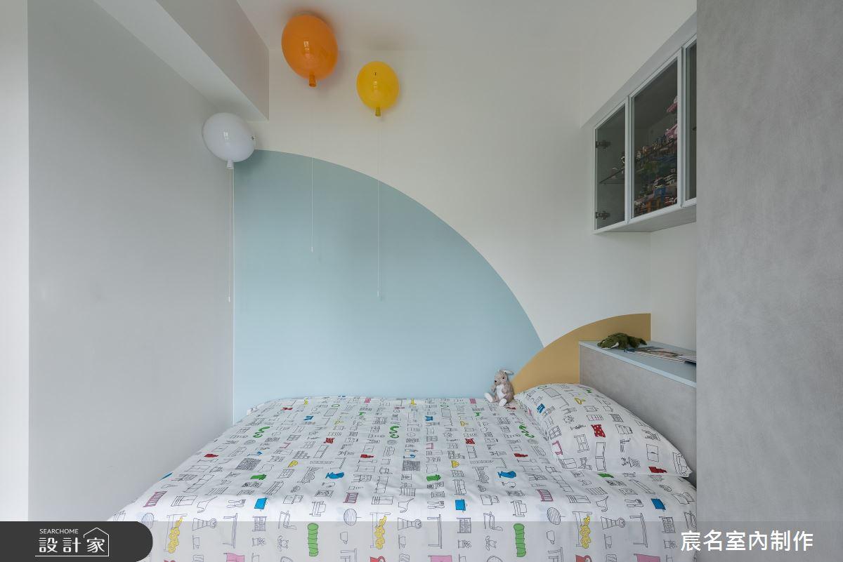 33坪新成屋(5年以下)_簡約風案例圖片_宸名設計有限公司_宸名_軸線之9