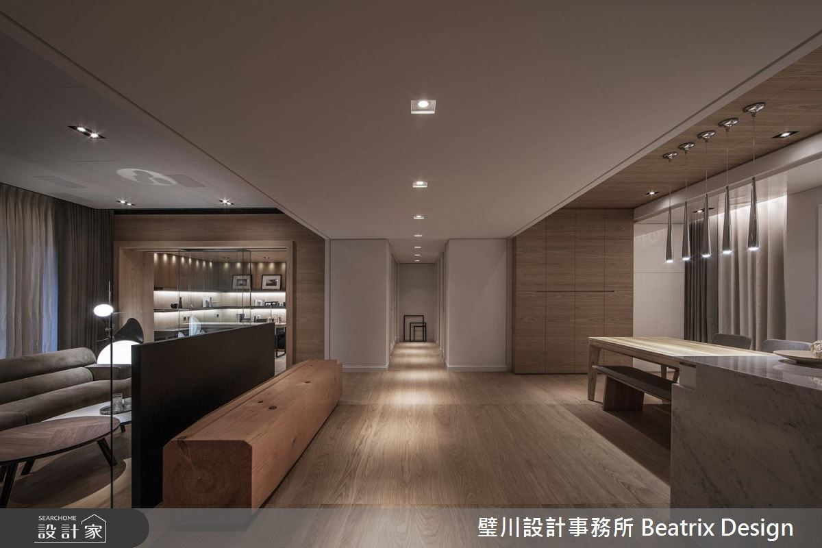 46坪新成屋(5年以下)_現代風案例圖片_璧川設計事務所 Beatrix Design_璧川_木沐之3