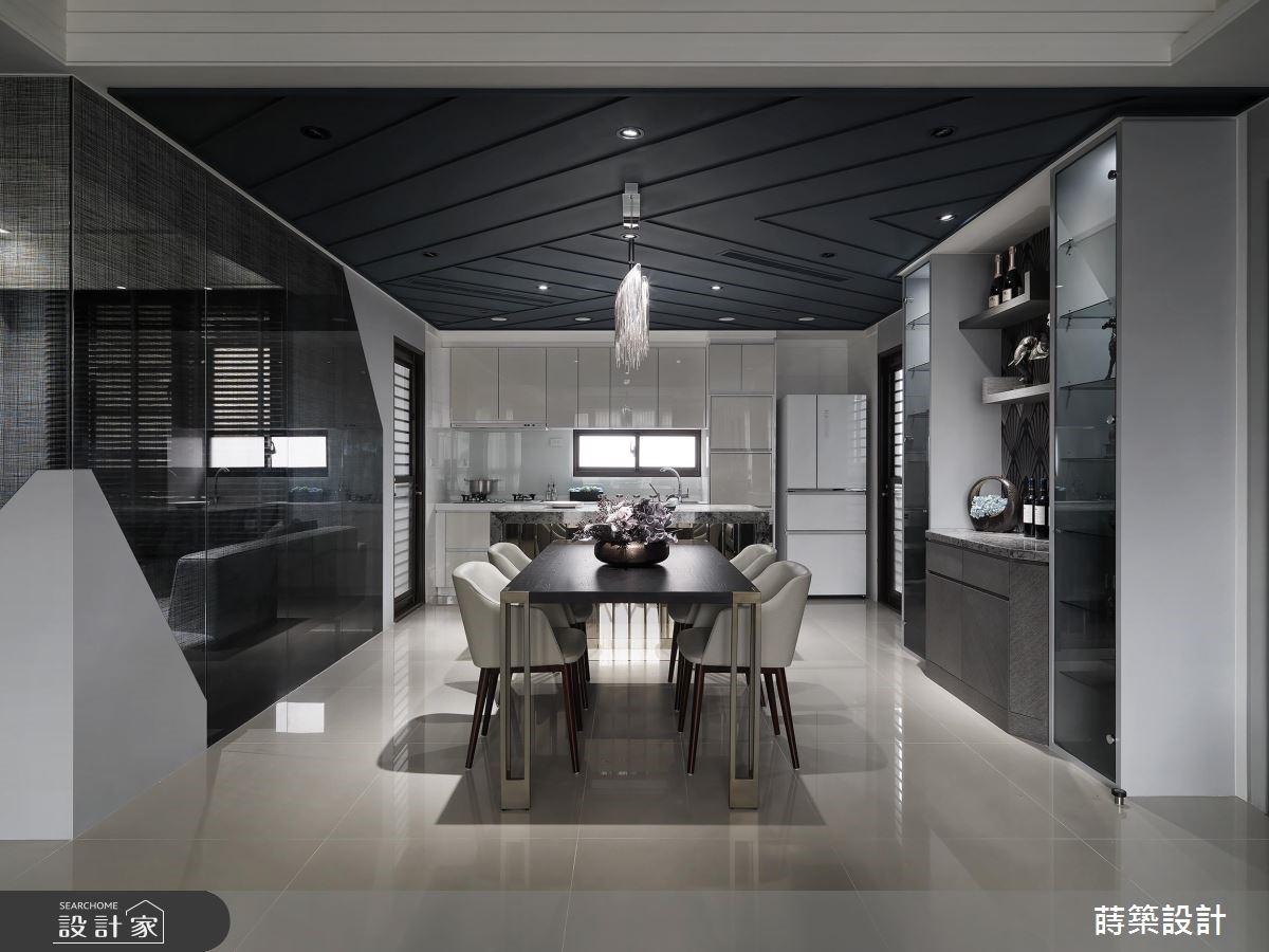 40坪新成屋(5年以下)_現代風餐廳案例圖片_蒔築設計有限公司_蒔築_35之9