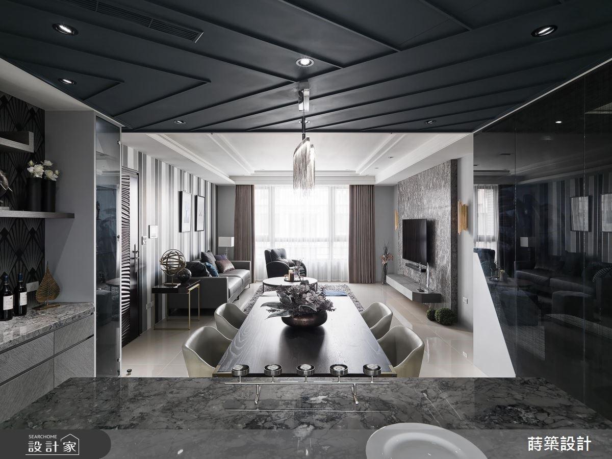 40坪新成屋(5年以下)_現代風餐廳案例圖片_蒔築設計有限公司_蒔築_35之14