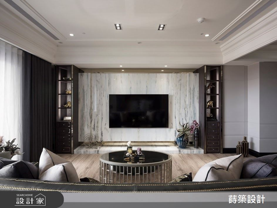 37坪新成屋(5年以下)_新古典案例圖片_蒔築設計有限公司_蒔築_43之4