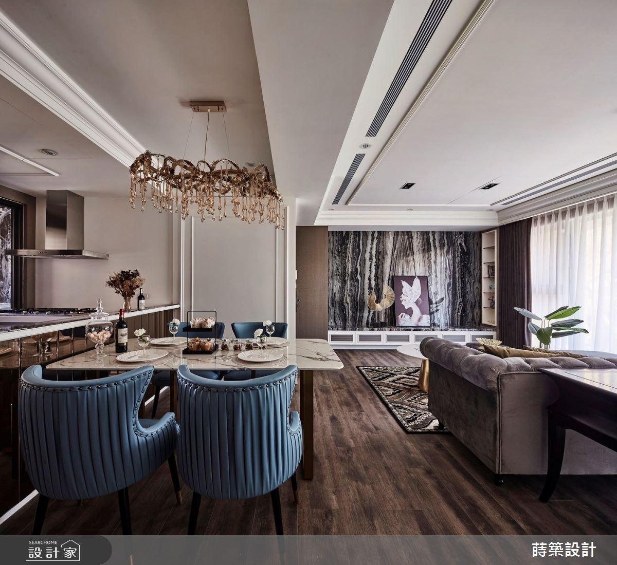 27坪新成屋(5年以下)_新古典案例圖片_蒔築設計有限公司_蒔築_47之5