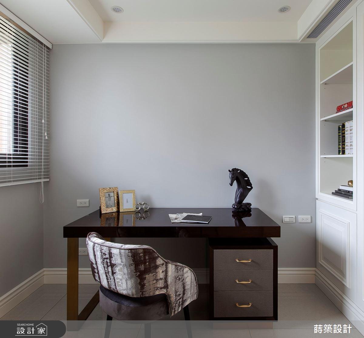 25坪新成屋(5年以下)_新古典案例圖片_蒔築設計有限公司_蒔築_48之13