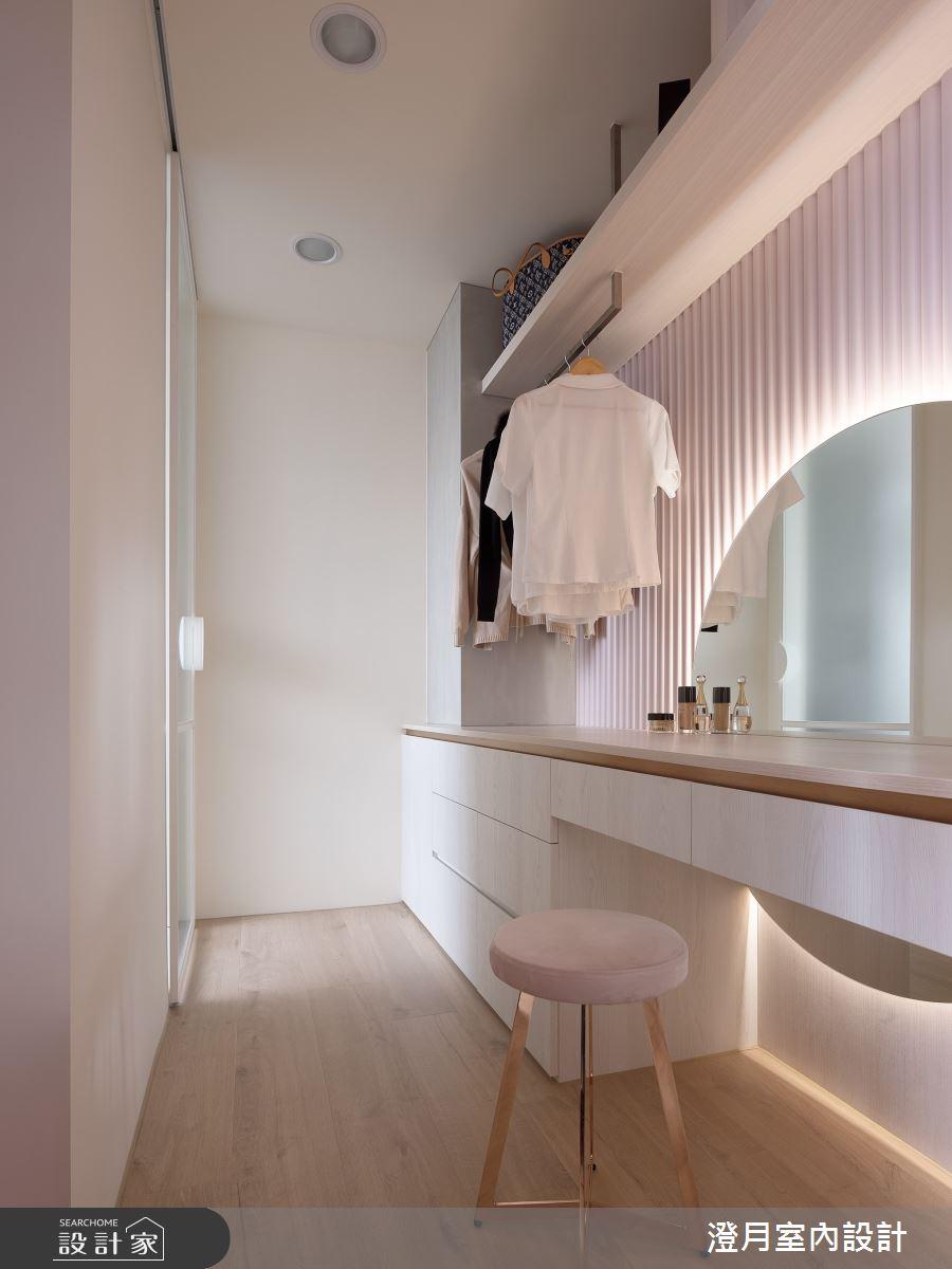 40坪新成屋(5年以下)_現代風案例圖片_澄月室內設計_澄月_14之9