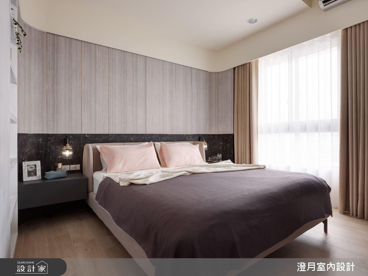 40坪新成屋(5年以下)_現代風案例圖片_澄月室內設計_澄月_14之7