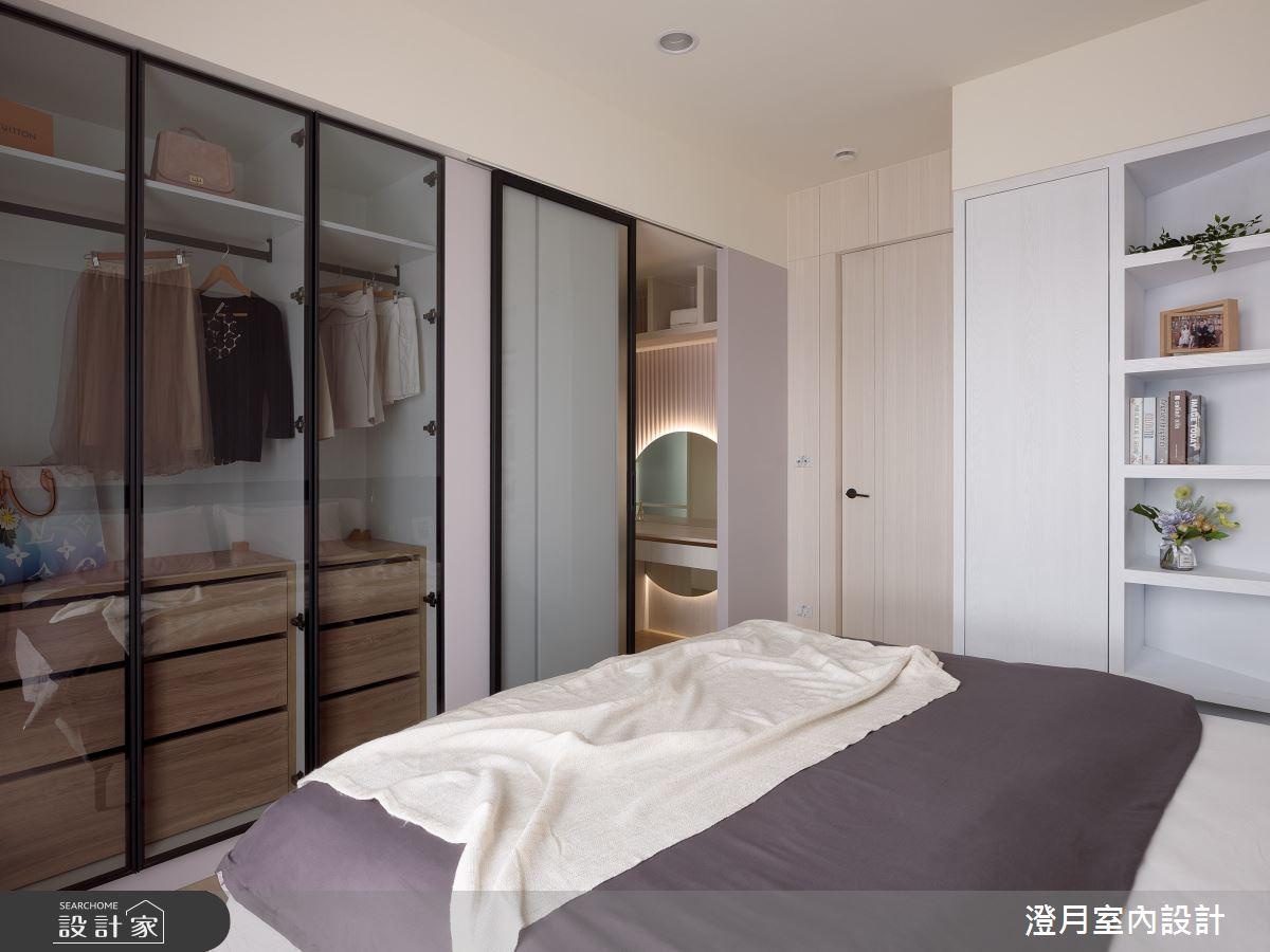40坪新成屋(5年以下)_現代風案例圖片_澄月室內設計_澄月_14之8