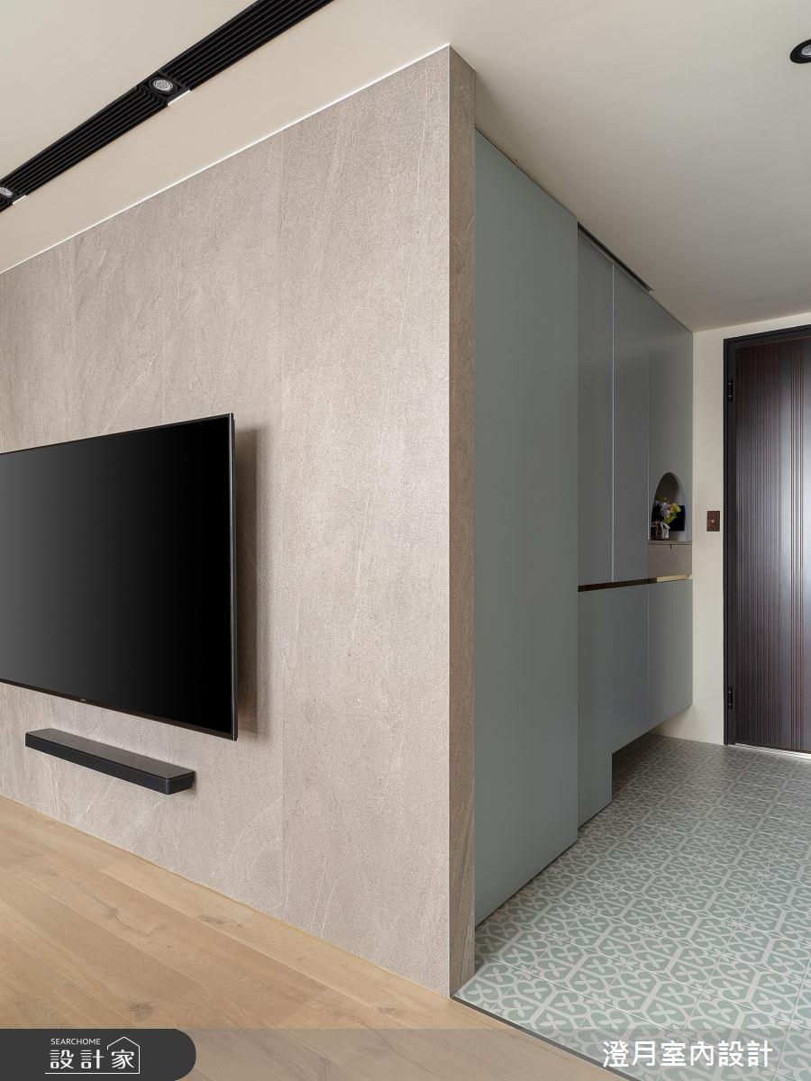 40坪新成屋(5年以下)_現代風案例圖片_澄月室內設計_澄月_14之1